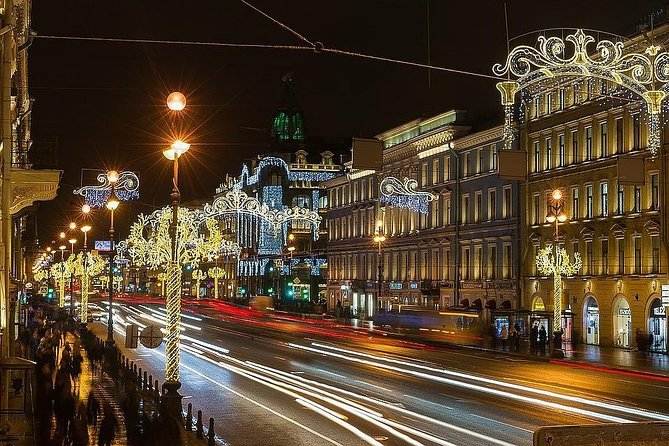 """City tour """"Misterious Secrets of Nevsky Prospect"""""""