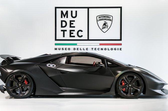 Lamborghini: museo y fábrica
