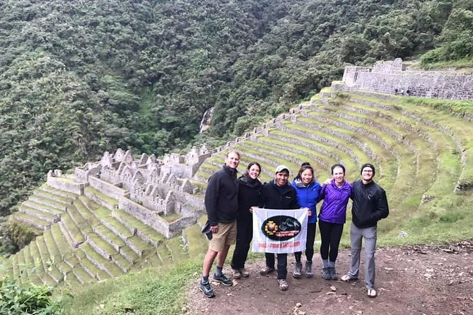 2 Days Inca Trail to Machu Picchu with Camping