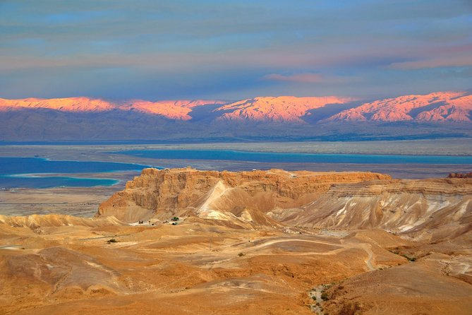 Masada ,Ein Gedi and the Dead Sea tour from Jerusalem