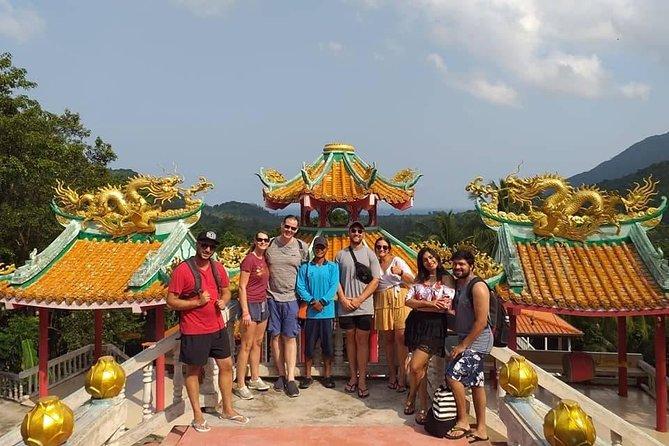 Koh Phangan Day Tour by Speed Boat from Koh Samui