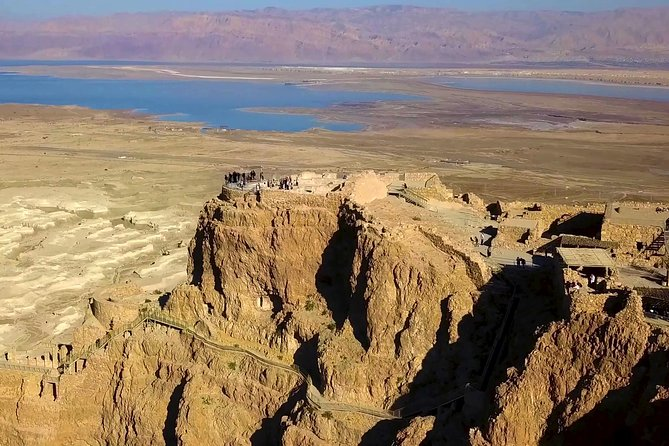 Masada Sunrise, Ein Gedi, and the Dead Sea day tour From Jerusalem photo 6