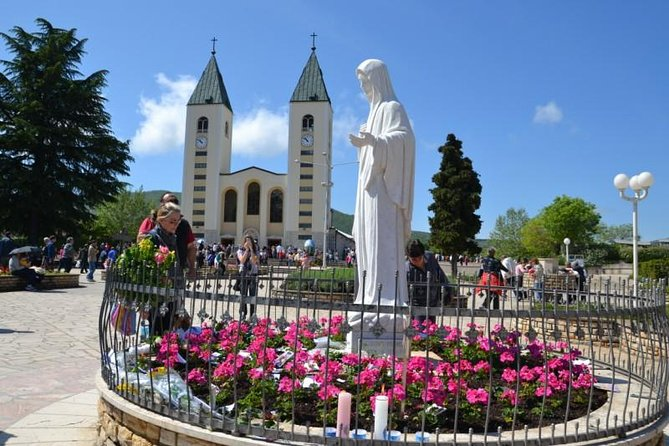 Medugorje & Kravice Waterfalls Private tour