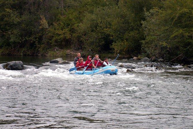 Krakow: Active Rafting on Dunajec River