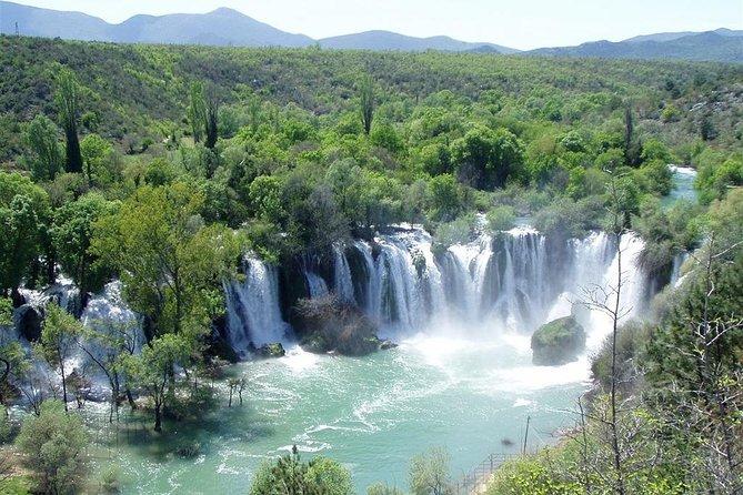Medugorje & Kravice Waterfalls Private tour