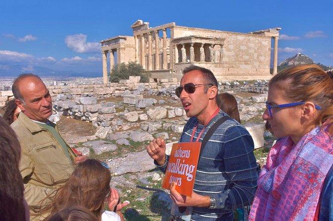 Athens City Tour with The Acropolis, Ancient Agora and The Agora Museum