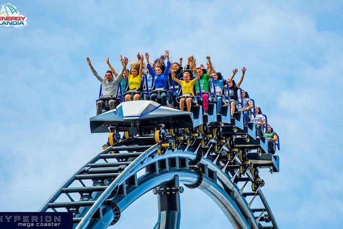 Skip the Line: Energylandia Amusement Park Entrance Ticket
