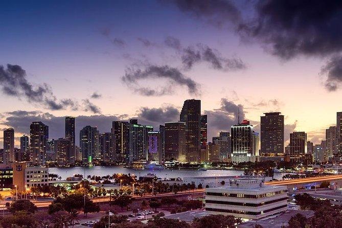 Private Transfer Miami MIA Airport to Miami Port in SUV Executive