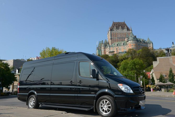 Discover Quebec City with a private 3-hour city tour (1 to 9 passengers) Image