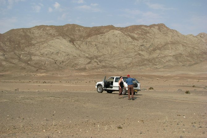 Mineral Tour from Swakopmund around the Rossing Mountain