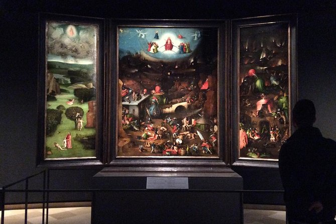The Topography of Hell in the Collection of the Academy of Fine Arts Active