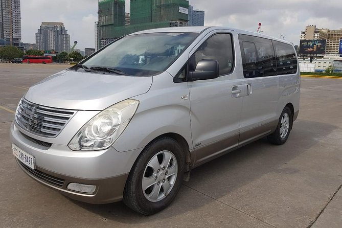 Private Taxi Mondulkiri to Siem Reap Overland Transfer