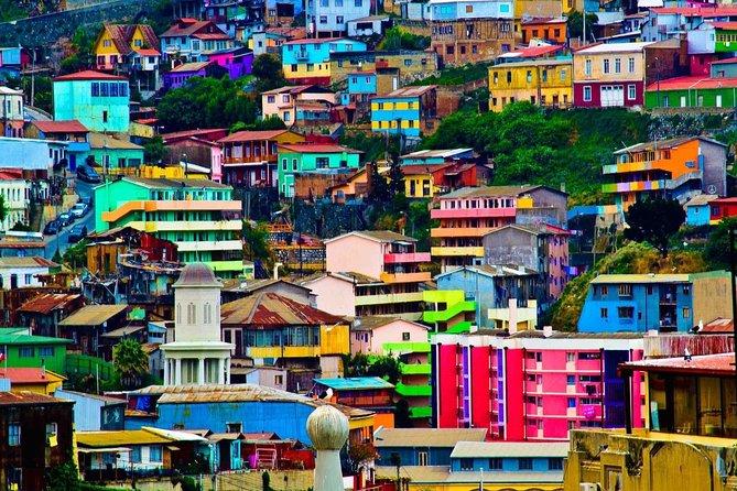 Valparaiso and Viña del Mar Experience