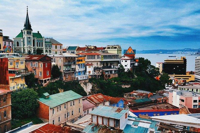 Valparaiso, Viña del Mar and Casablanca Experience