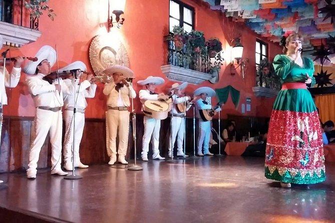 Live a Mexican Night in Plaza de los Mariachis