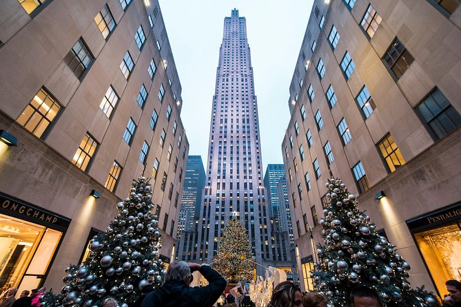 New York During Christmas Time.1 Day Christmas In New York City Bus Tour From Baltimore