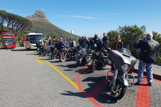 Table Mountain transfer