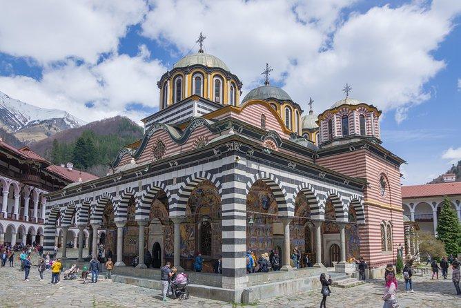 Rila Monastery & Boyana Church - 2 World Heritage Sites in 1Day!