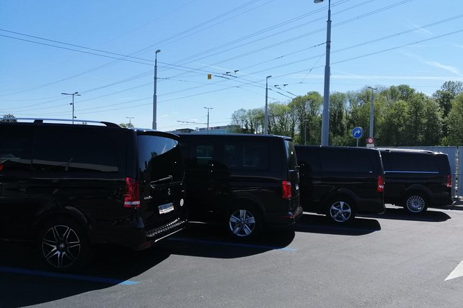 VIPs, small group, big group transportation service all over Switzerland