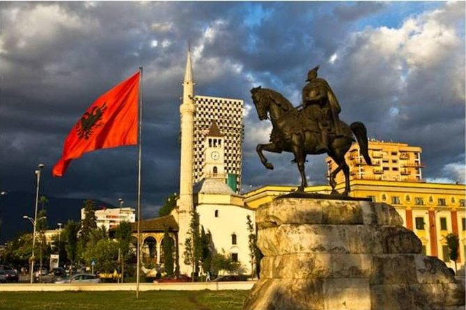 Experience Tirana in a Walking Half Day Tour