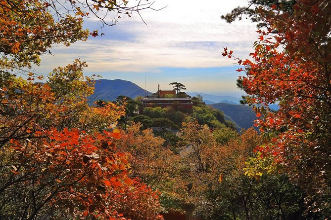 Beijing Private Tour to Scenic Spots of Miaofengshan