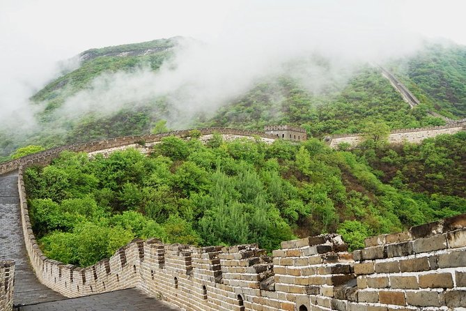 Zhengzhou Private Day Trip to Mutianyu Great Wall by Bullet Train