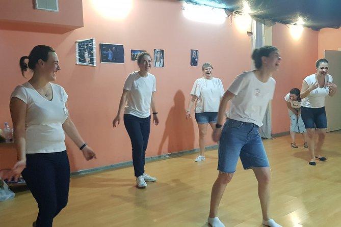 Georgian Dance Class
