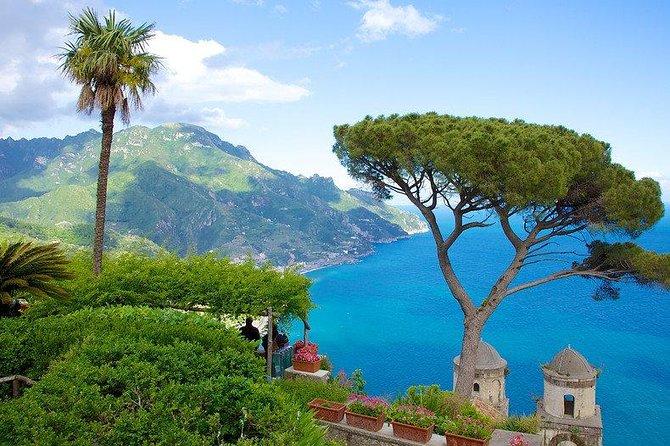 Pompeii & Amalfi Peninsula daytrip from Rome