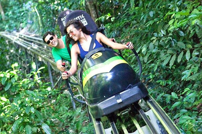 Jamaica Bobsled & Dunn's River Falls Adventure Tour from Runaway Bay photo 1