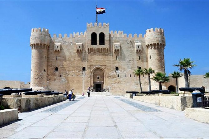 Private 2-Day Tour in Egypt Cairo and Alexandria