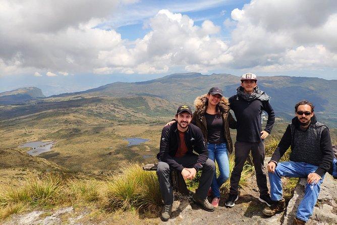 Bogotá Páramo Hike Tour