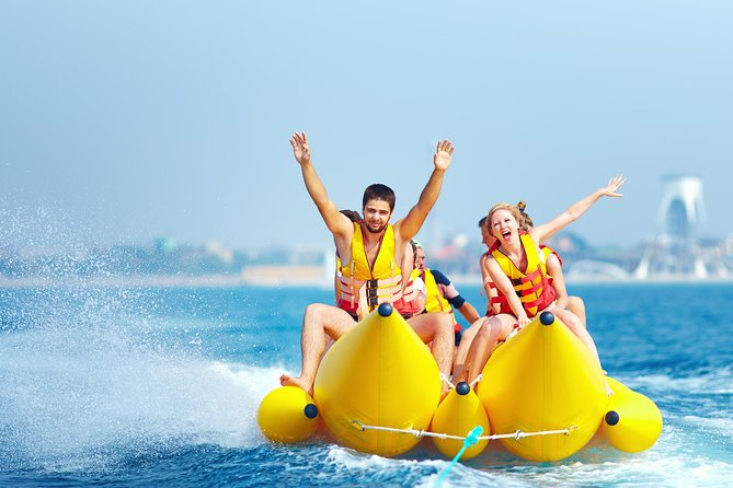 Banana Boat Rides in Destin, FL with Wet-N-Wild Watersports photo 1
