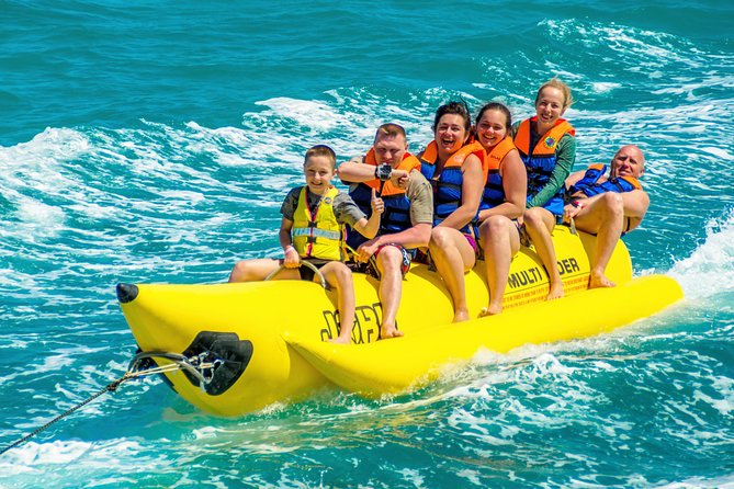 Banana Boat Rides in Destin, FL with Wet-N-Wild Watersports photo 2
