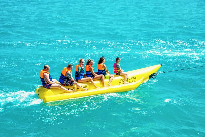 Banana Boat Rides in Destin, FL with Wet-N-Wild Watersports photo 3