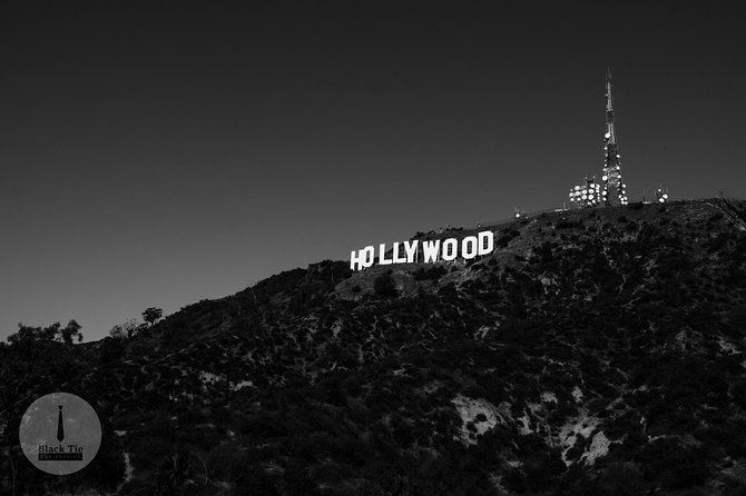 Hollywood to LAX Airport.