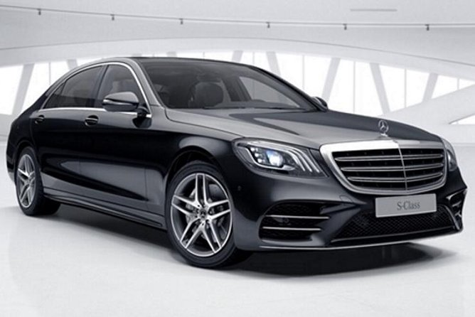 Paris Top Class Hourly Rate Disposal Service with Private Driver in Luxury Car