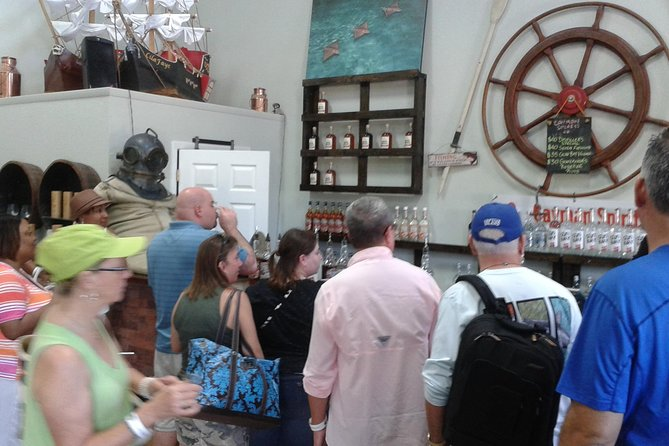 Rum and Beer Tour with Lunch