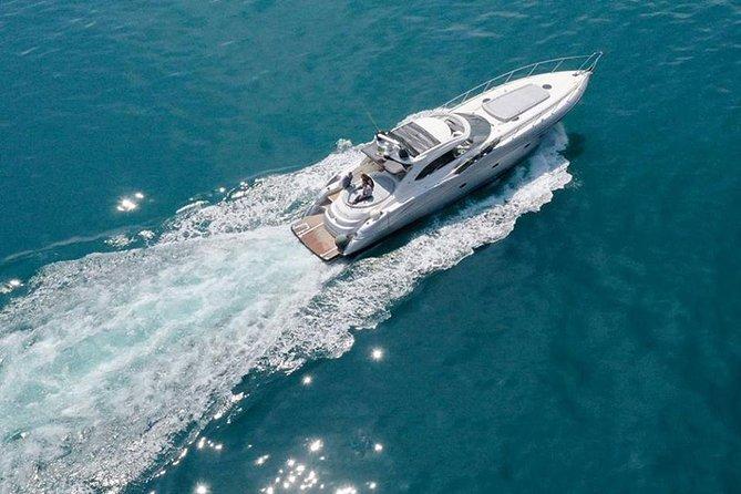 Capri Luxury Boat Tour Full Day by private boat Sunkeer 60