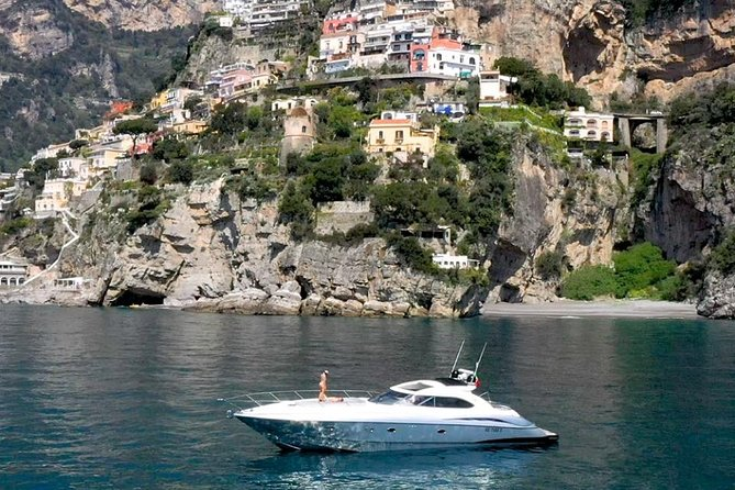 Capri Luxury Boat Tour Full Day by private boat Sunkeer 60 photo 3