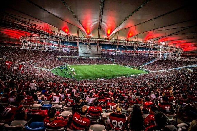 Football Match in Rio de Janeiro!