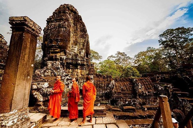 Angkor wat Secret Exploring Tours