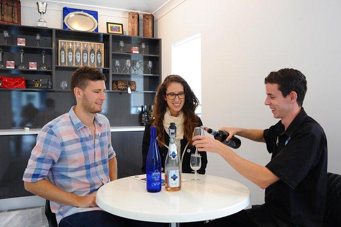 Ivanhoe Wines: Trip Advisor Seated Wine Tasting Masterclass