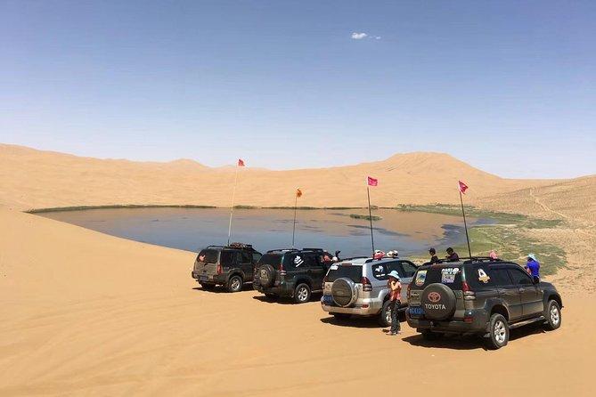 3-Day Private Trip To Badain Jaran Desert From Zhangye