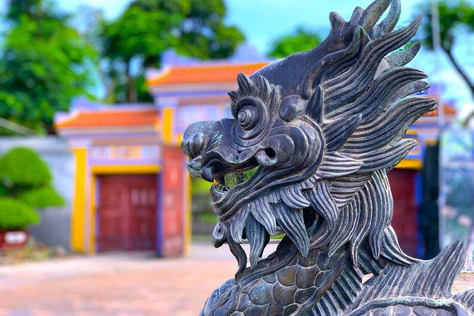 Big Group: Full-day Hue City Tour