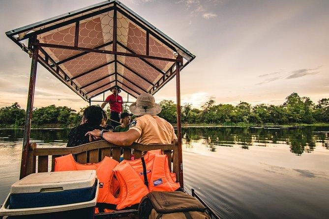 Angkor Sunset & Boat Ride
