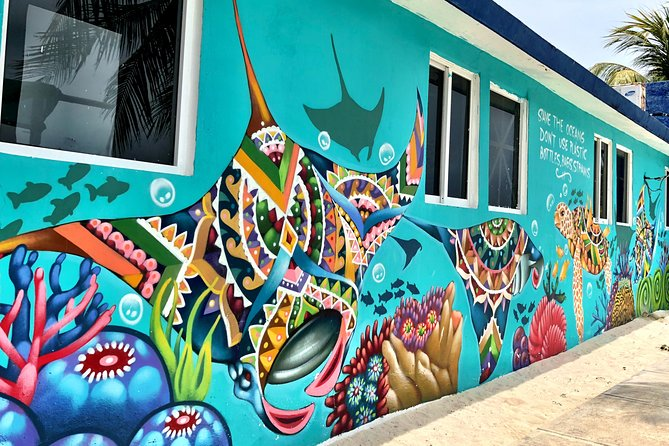 Street Art of Isla Mujeres Tour