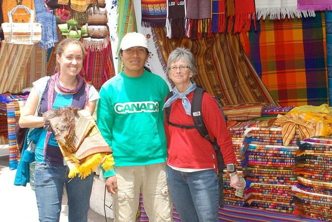 Otavalo Market Private Sightseeing and Surroundings