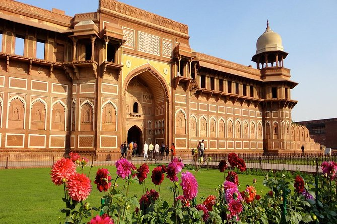 Magnificent Taj Mahal and Agra Fort Trip from Delhi by Rail photo 6