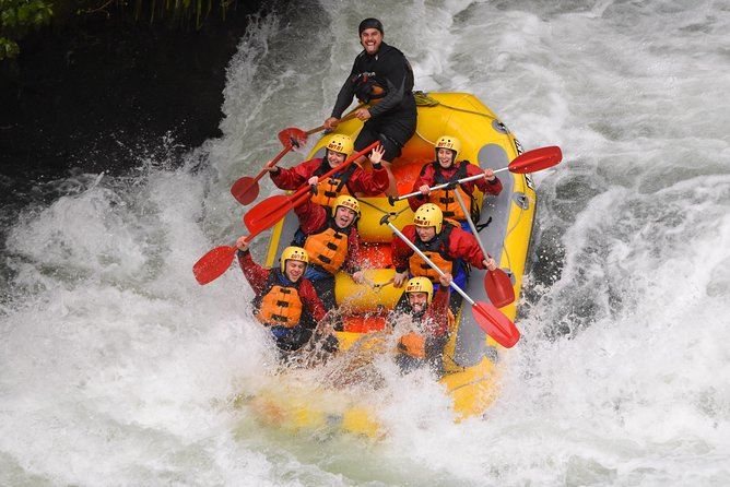 Kaituna White-Water Rafting Adventure