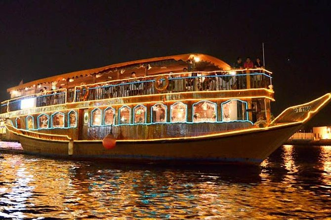 Dhow Dinner Cruise creek photo 1